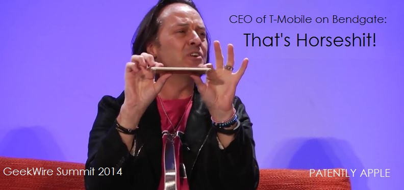 2AF GEEKWIRE CONFERENCE T-MOBILE CEO ON BENDGATE