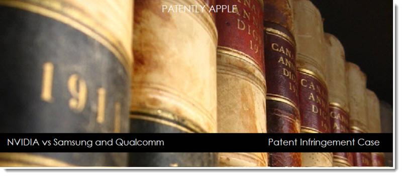 1a nvidia vs samsung patent infringement