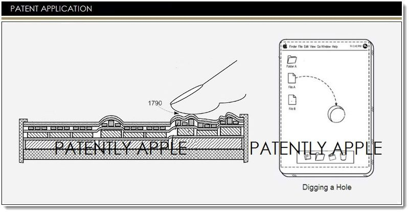 1AF COVER - APPLE PATENTS FOR ADVANCED HAPTICS & NEW IOS METAPHORES