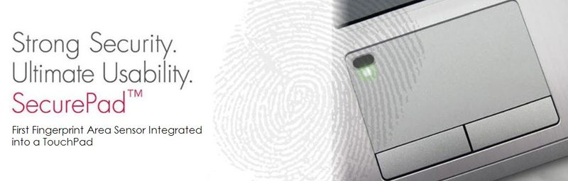 1AF COVER, BIOMETRIC ID FOR NOTEBOOKS
