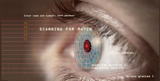 1AF COVER GRAPHIC, SAMSUNG PATENT REPORT FOR IRIS SCANNER