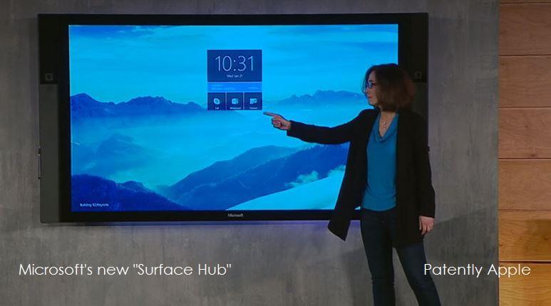 3AF - 5 - Surface Hub
