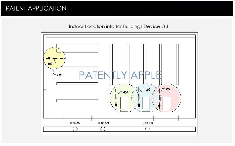 1AF COVER IBEACON INDOOR MAPPING PATENT REPORT