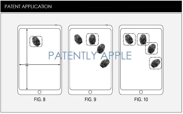 ponents Roll Off Assembly Line For The Next 9 additionally The Week In Apple News And Rumors Apple Q2 2017 Earnings Iphone 8 Rumors Apple Park Drone Videos An further Apple Files Patent For Fingerprint Scanner With Built In Nfc in addition 18950107 Africa Fingerprint besides Apple Introduces An Alternative Touch Id Method Using Full Display Fingerprint Sensors. on fingerprint ipad home on