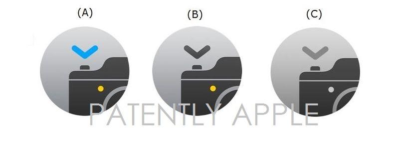 8.5 camera icon 3 versions
