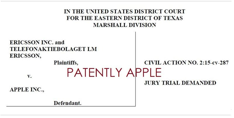 2 ericsson v. apple court document face