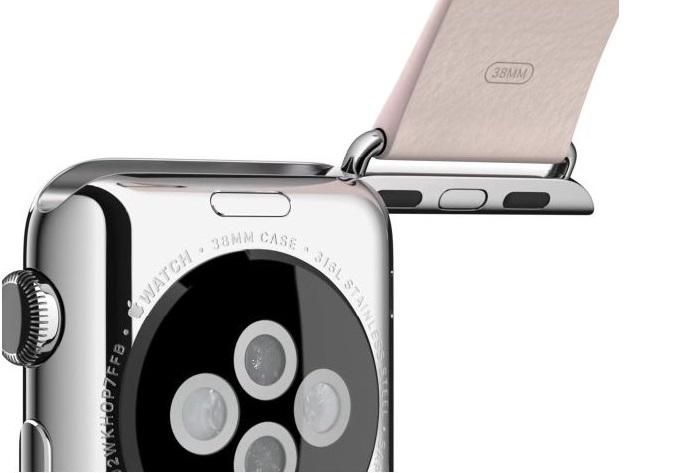 4af apple watch slide-in magnetic system