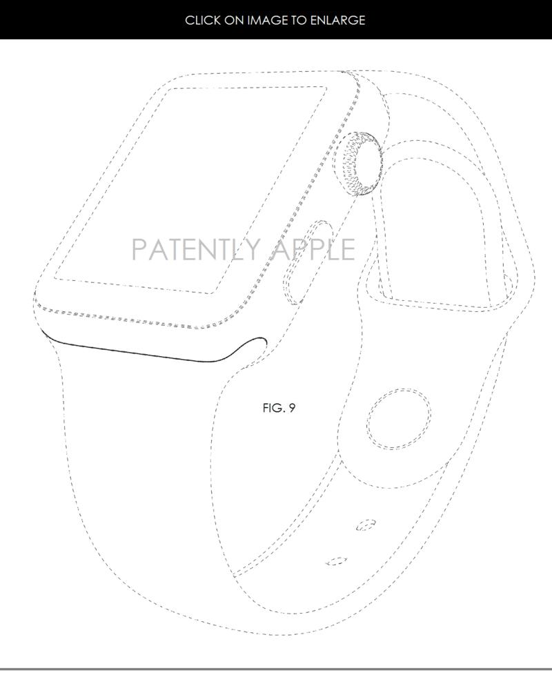 5 apple watch slide in mechanism only