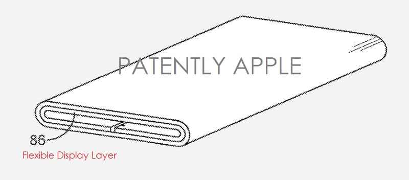 4 flexible sapphire iphone invention