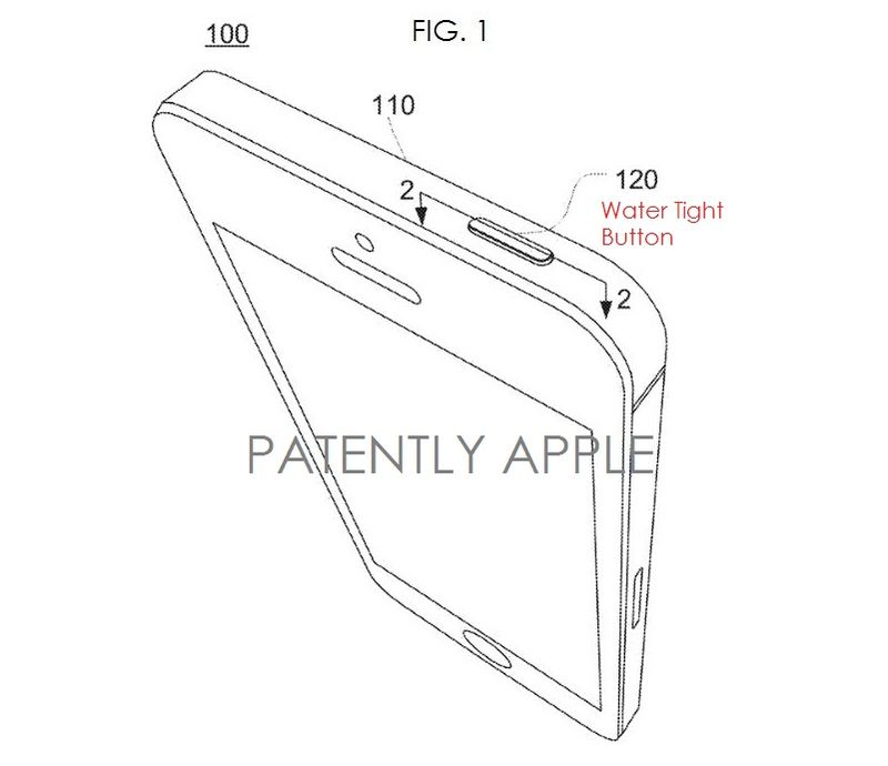 2af iphone with water tight button