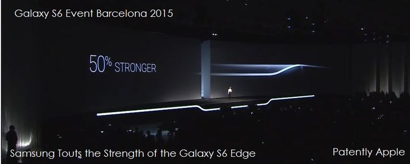 1af 55 Galaxy S6 Fails Bend Test