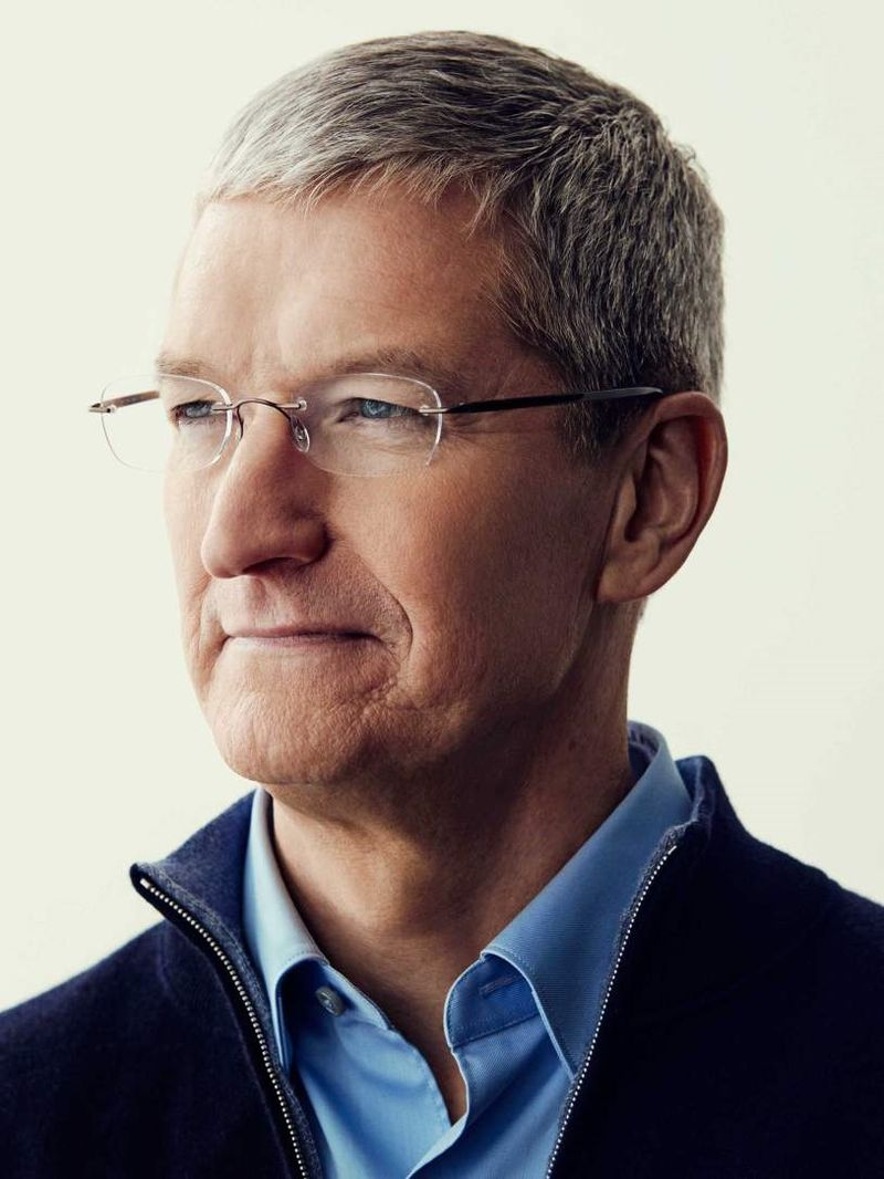 2.2 Times photo of Tim Cook