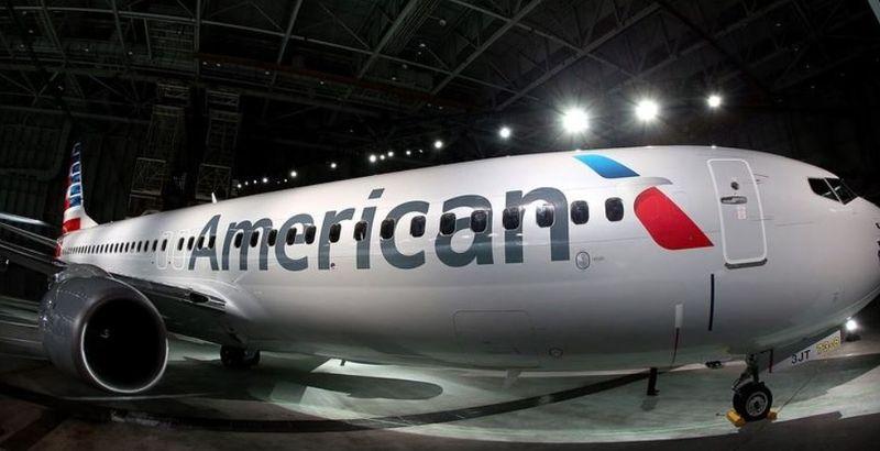 1AF 55 AMERICAN AIRLINES