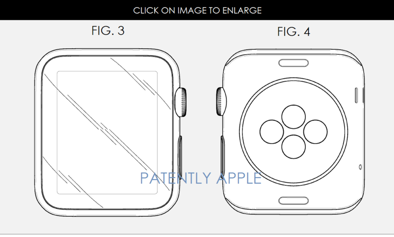 5AF APPLE WATCH PATENT - FIGS 3 AND 4
