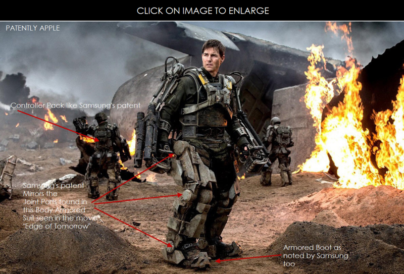 1AF 55 - extra - edge of tomorrow movie - look at body armor (1)