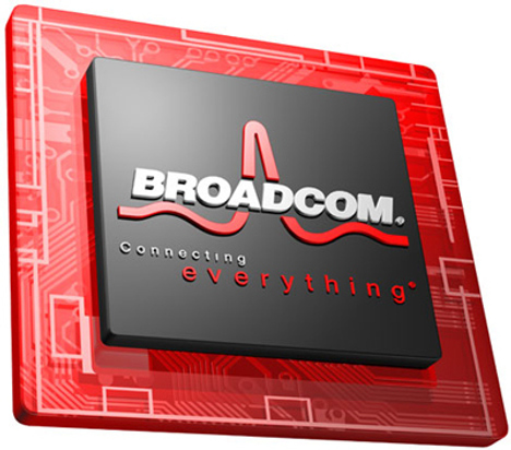 2 broadcom chip