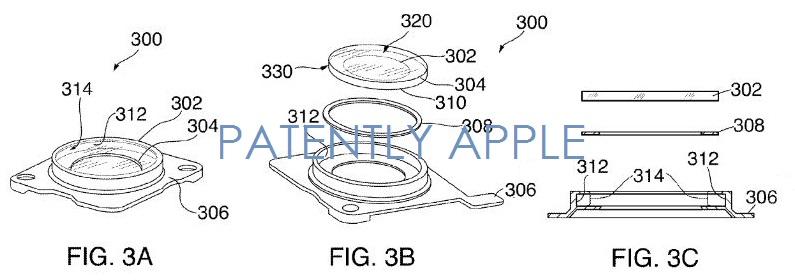 4AF 55 camera Patent