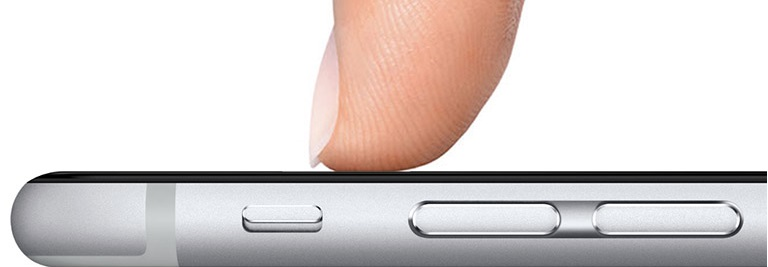 1AF 55 cover iPhone 6s with force-touch