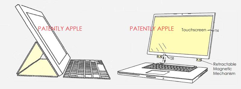 2af Apple's  hybrid device patent design