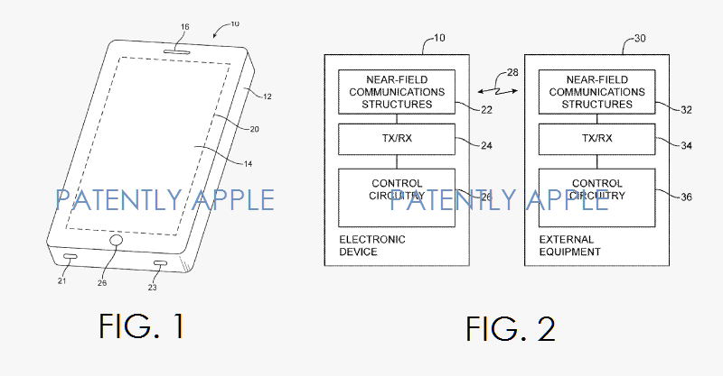 8AF 55 NFC IN APPLE DEVICES
