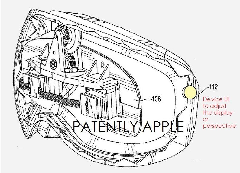 2af apple 3d head display