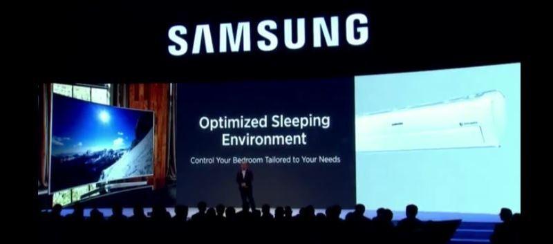 Samsung Introduced SleepSense at their Pre-IFA 2015 ...