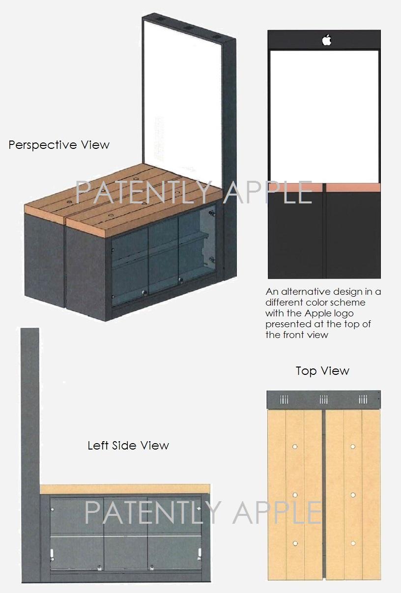 5af 55 Older Designs Of Displays
