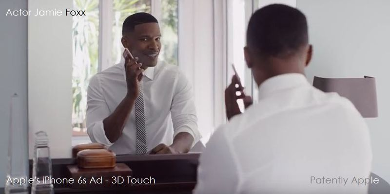 1a 55 - Apple 3d touch ad cover