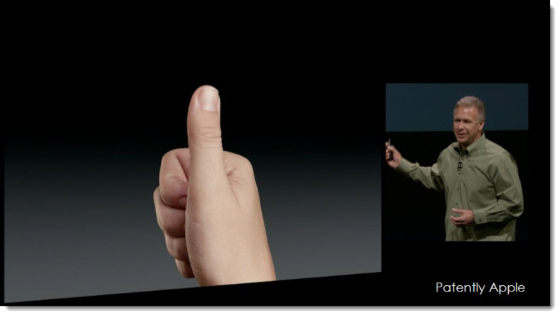 2.1 af Phil Schiller on the thumb