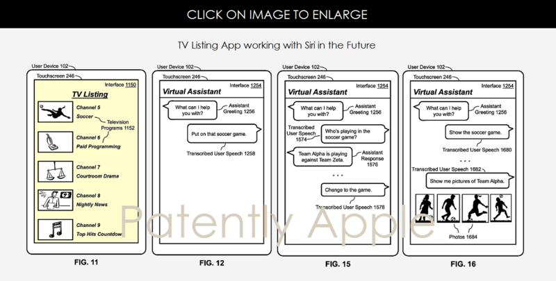 2af 55 TV listing on iPad
