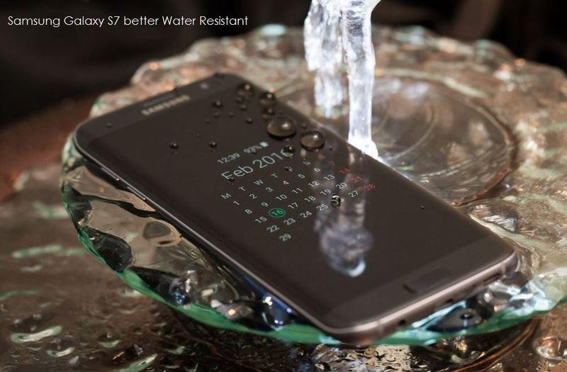 4af samsung s7 better water resistant