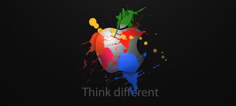 1af 88 cover THINK DIFFERENT