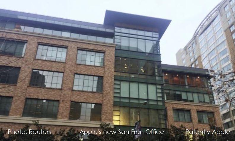 1af 55 san fran offices, apple