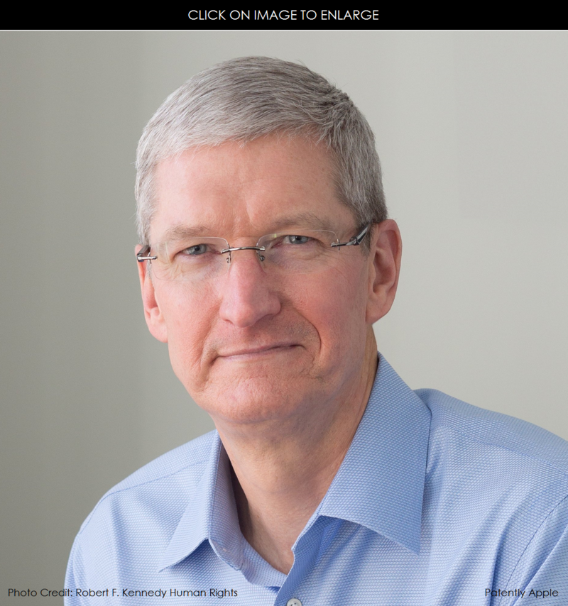 3AF - APPLE CEO TIM COOK, ROBERT F. KENNEDY HUMAN RIGHTS' BOARD