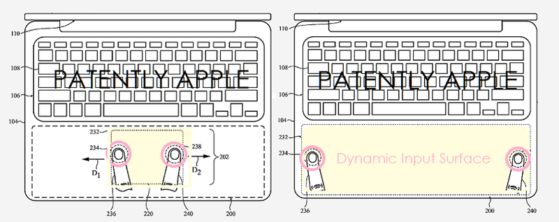 1AF 55 COVER MACBOOK DYNAMIC INPUT