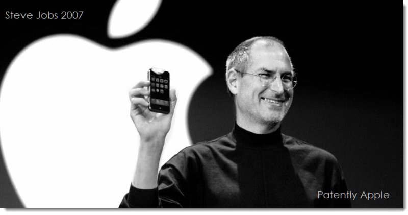 1af55 Steve Jobs Introduces the iPhone 2007