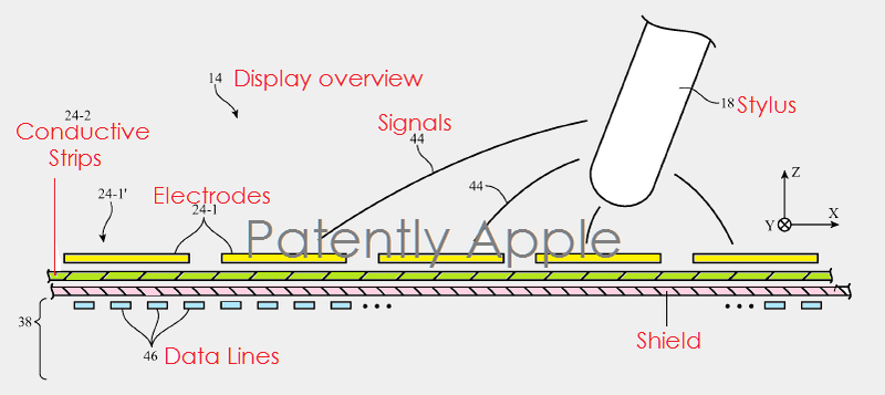 1AF 55 APPLE COVER GRAPHIC DISPLAY + APPLE PENCIL