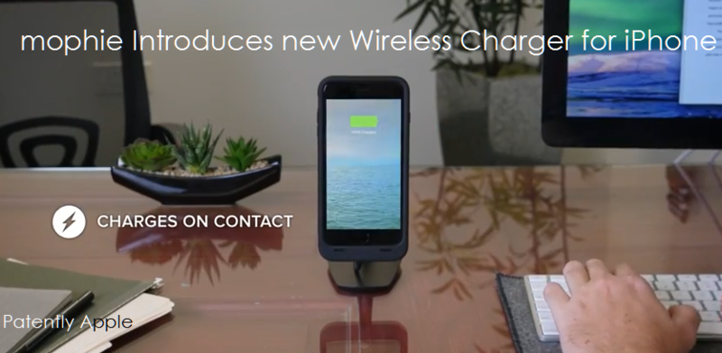 1AF 88 MOPHIE WIRELESS CHARGING