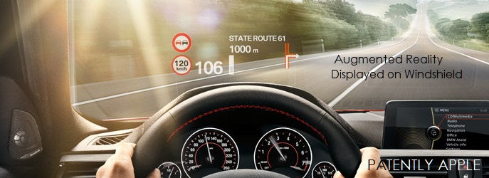 3af heads up display for cars too