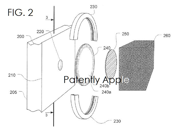 4 - fig. 2 apple patent heating element
