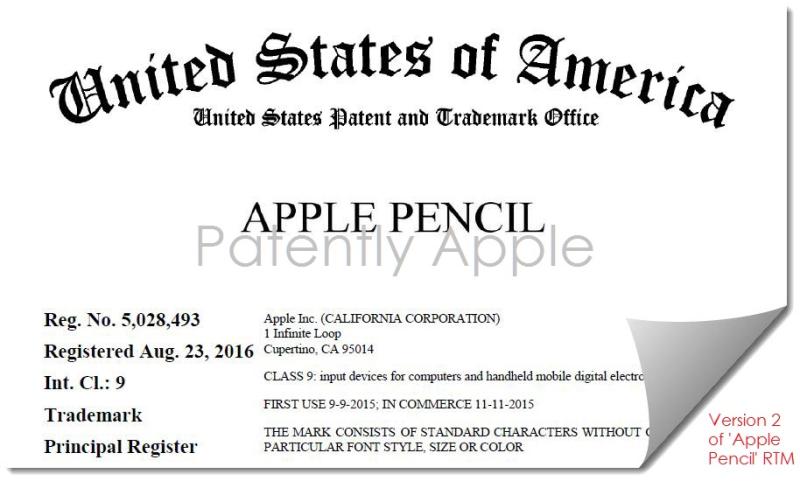 3af 88 Apple Pencil rtm #2 non figurative