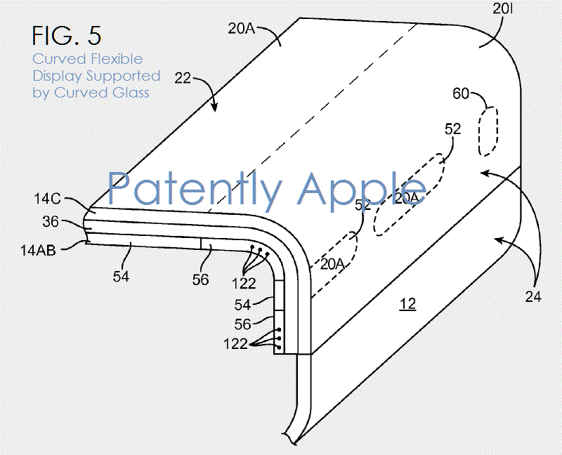 3af 55 apple curved edge