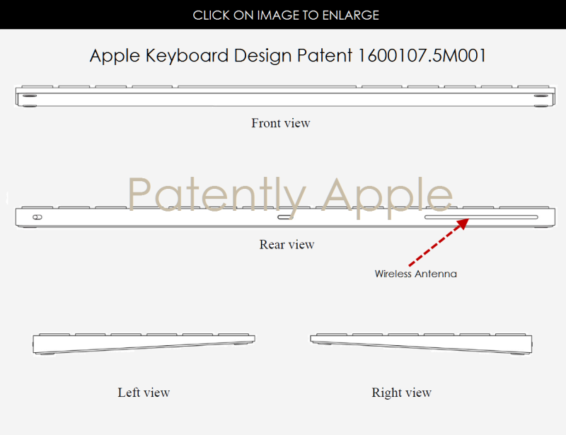 2AF XXX - 99 APPLE KEYBOARD NEW FEATURE