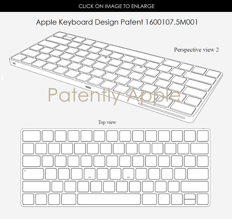 3af apple keyboard new feature