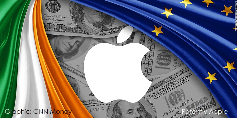 1af 88 cover Ireland for Apple tax appeal with EU