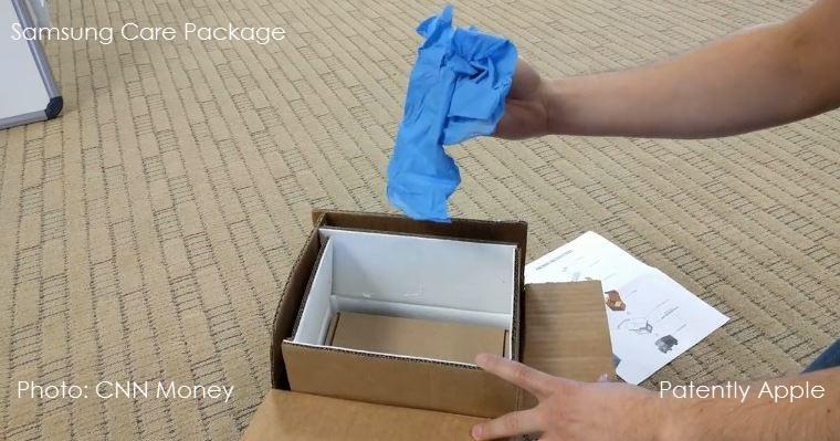 1af 88 x samsung care  package.