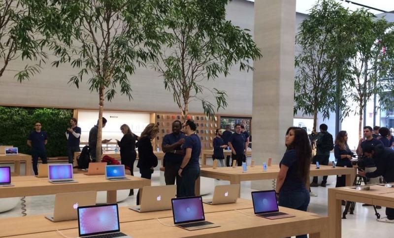 3a apple store london