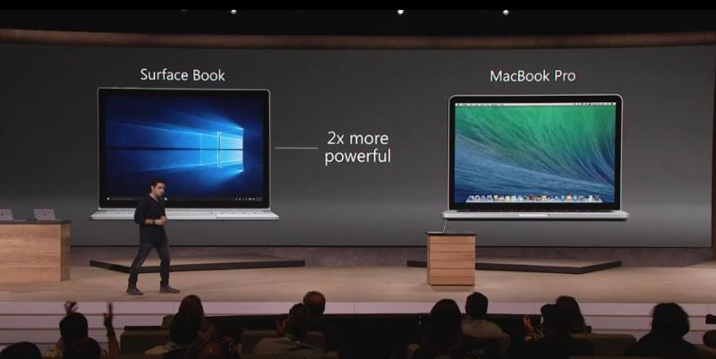 2af 88 surface book vs apple macbook