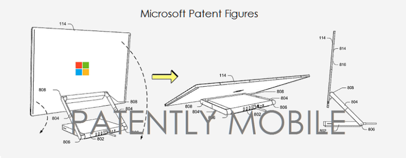 3af 88 msft AIO DESKTOP - MSFT PATENT FIGURES