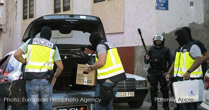 1 F99 EURO TERRORIST CASE